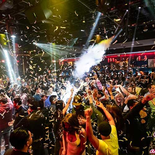 1oak nightclub dancefloor