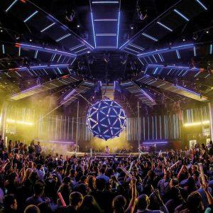 drais nightclub dancefloor