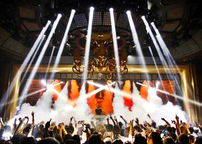 xs nightclub dancefloor