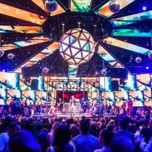 drais nigthclub dancefloor