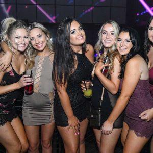 light nightclub girls